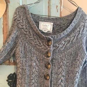Old Navy Gray Sweater Size Med